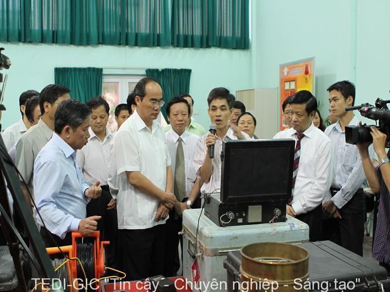 Gioi thieu cong nghe voi P Thu Tuong 1