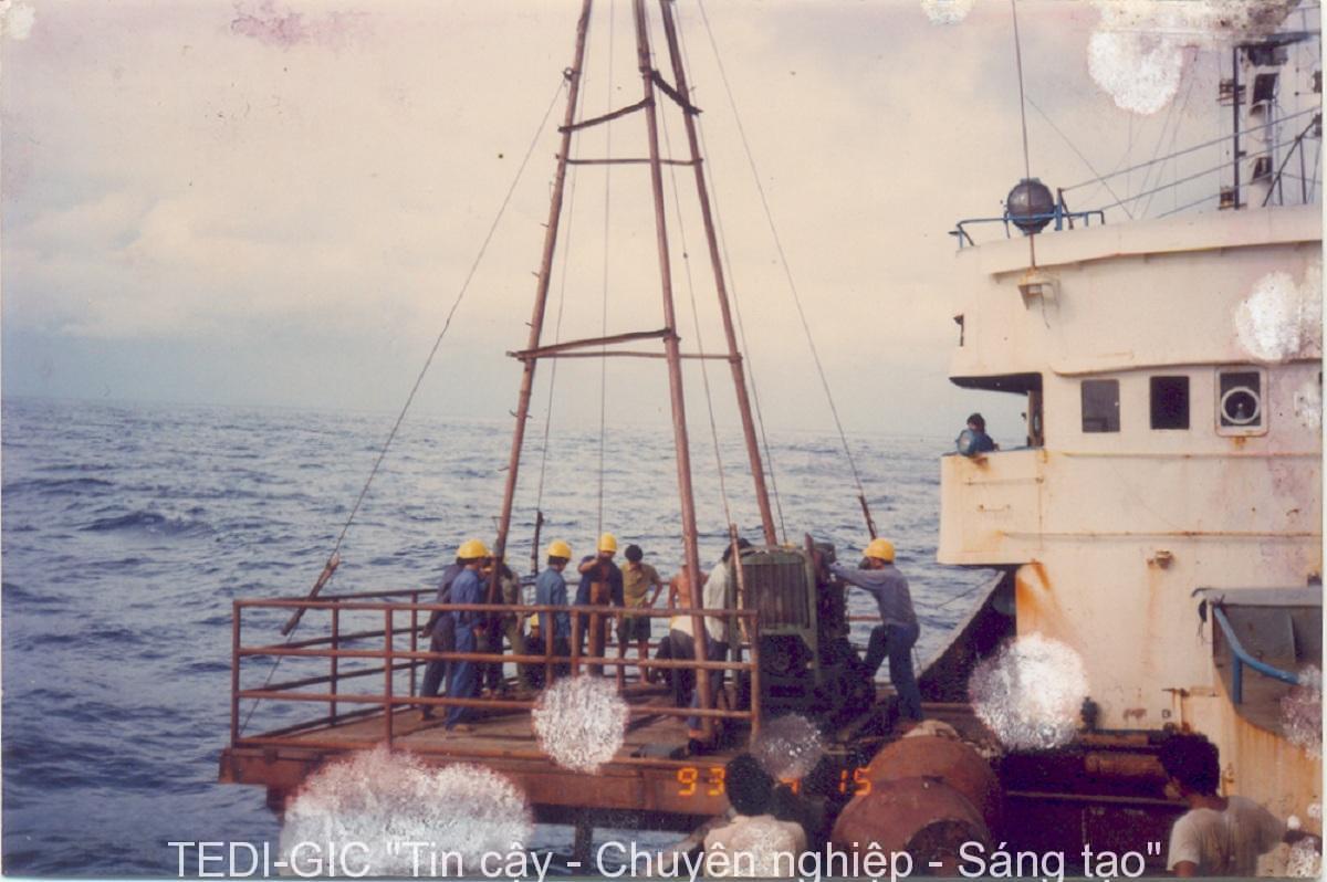 KSDC Dao TRuong Sa